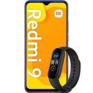 Xiaomi Redmi 9 + Xiaomi Mi Smart Band 5